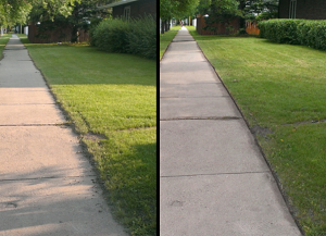 Edging Your Lawn – The Right Way